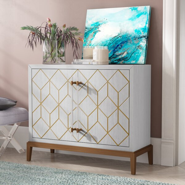 Wessels Hospitality Modern & Contemporary Accent Cabinet by Mercer41