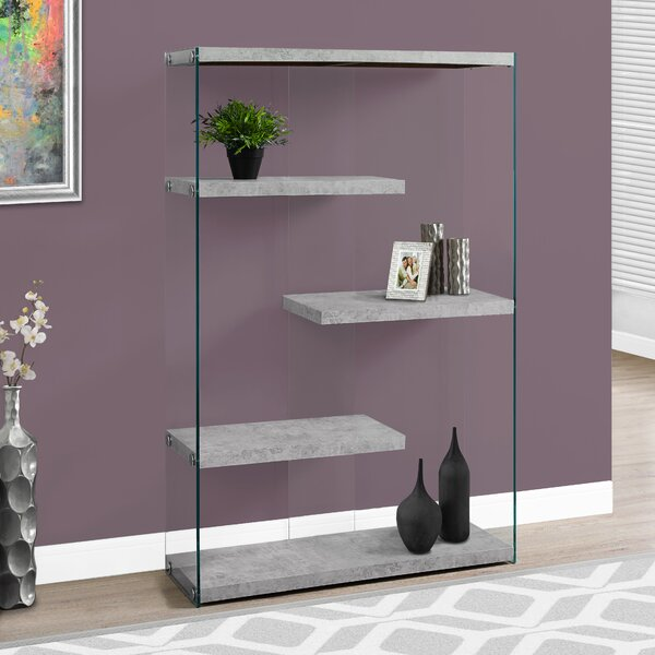 Champney Etagere Bookcase by Monarch Specialties Inc.