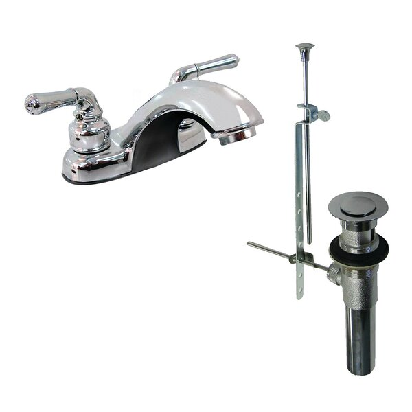 Bathroom Faucet with Drain Assembly by Dominion Faucets