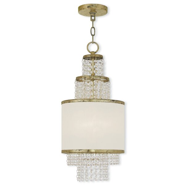 Mac 2-Light Chandelier by House of Hampton
