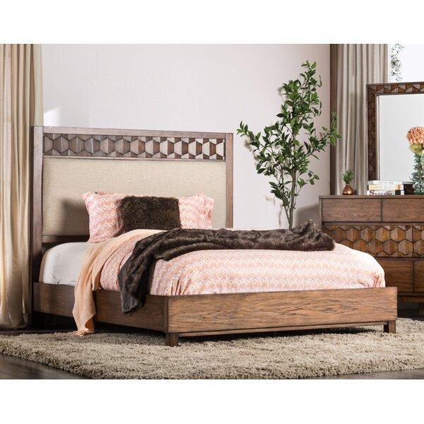 Keefe Upholstered Standard Bed by Bloomsbury Market
