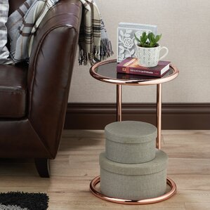 Arlo End Table by Wade Logan