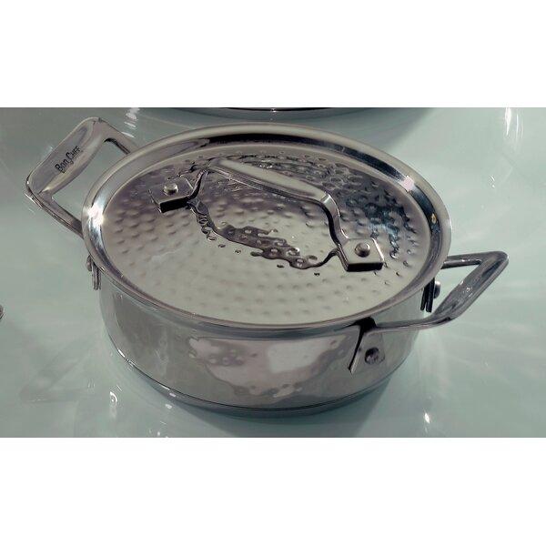 Cucina 1.25-qt. Soup Pot with Lid by Bon Chef