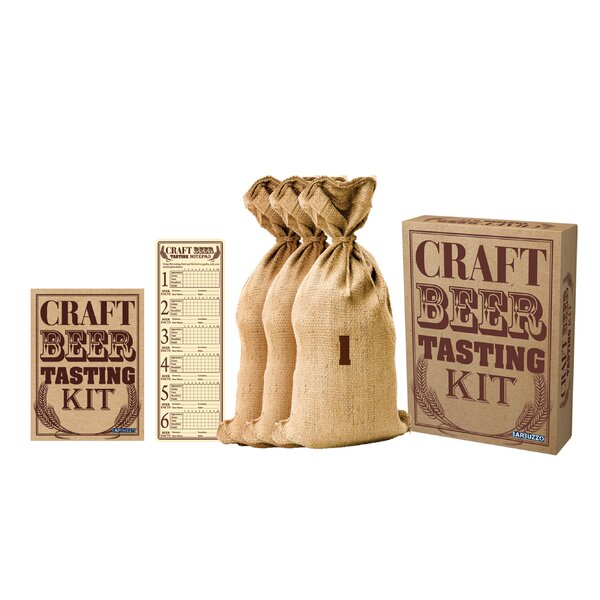 Craft Beer Tasting Kit (Set of 2) by Barbuzzo