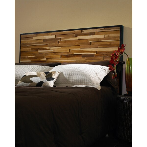 Jerrica Panel Headboard by Brayden Studio