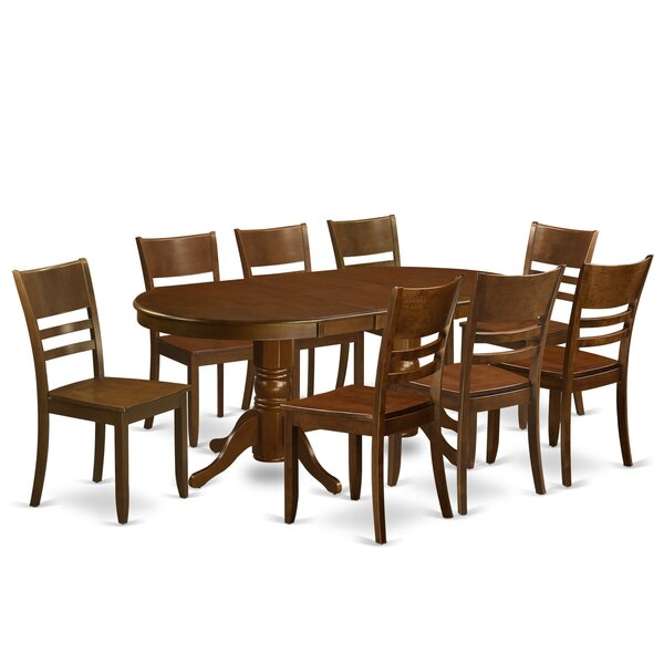 Rockdale 9 Piece Dining Set by Darby Home Co