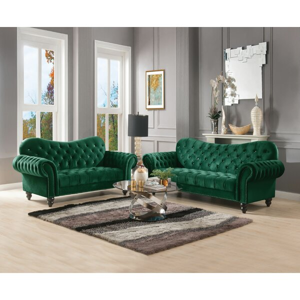 Rogers Configurable Living Room Set By Everly Quinn