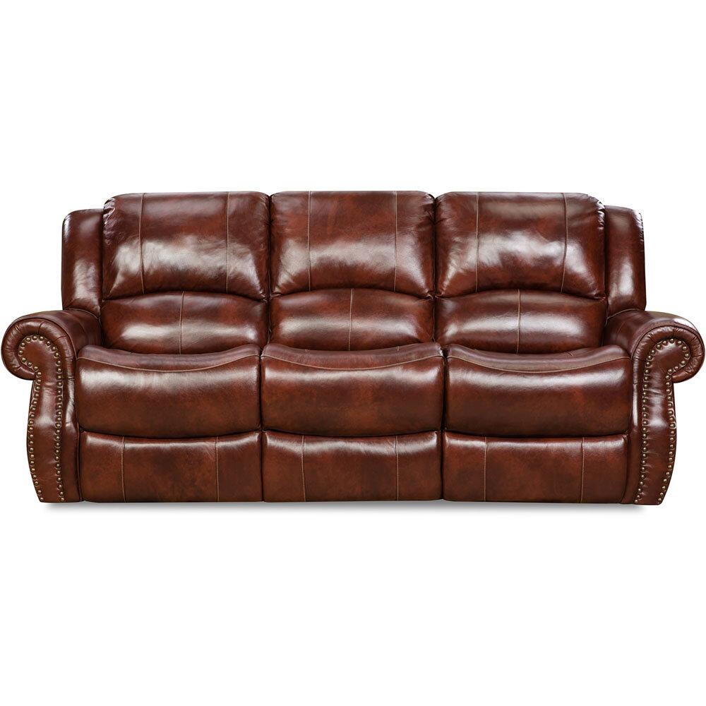 Fantastic Darby Home Co Additri Leather Reclining Sofa Reviews Wayfair Evergreenethics Interior Chair Design Evergreenethicsorg