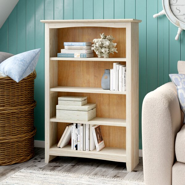Interior County Standard Bookcase by Beachcrest Home