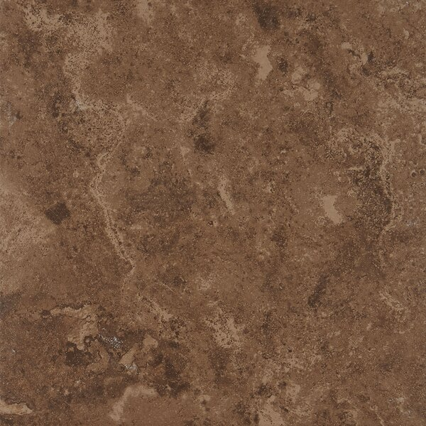 Cromwell 12 x 12 Ceramic Field Tile in Edgewood by Itona Tile