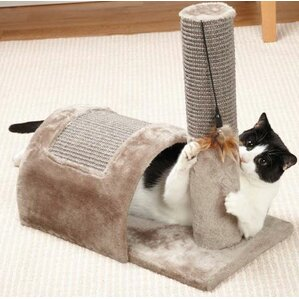 acrobat sisal cat scratching post