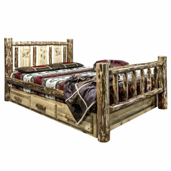 Tustin Storage Platform Bed by Loon Peak