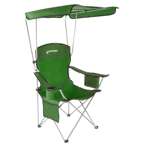 Folding Camping Chair by wakeman wakeman