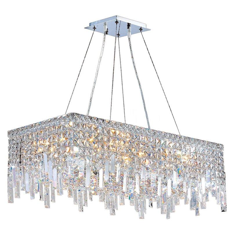 Willa arlo interiors anjali 16 light chandelier wayfair anjali 16 light chandelier aloadofball Images