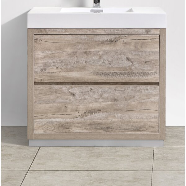 Malakai 36 Single Bathroom Vanity by Wade Logan