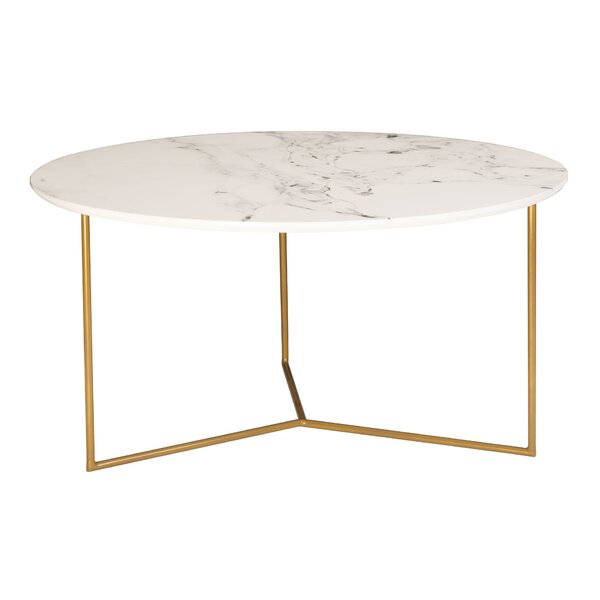 Review Spenser Sled Coffee Table