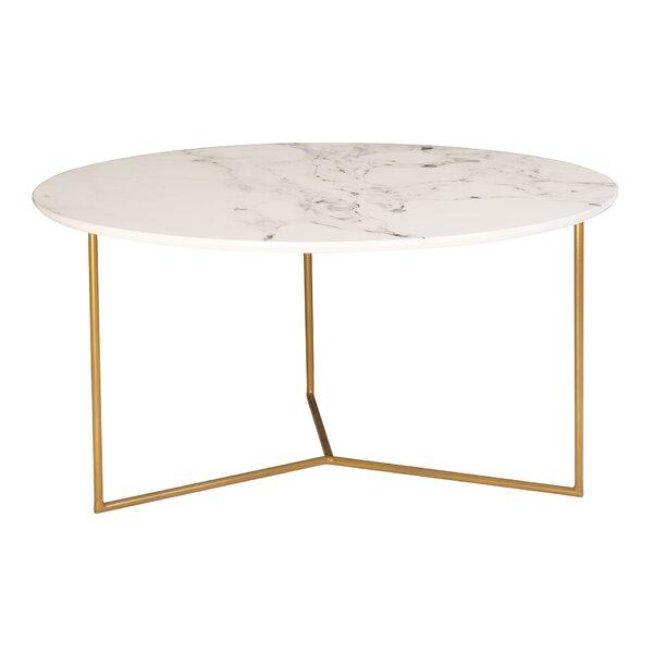 Spenser Sled Coffee Table By Mercer41