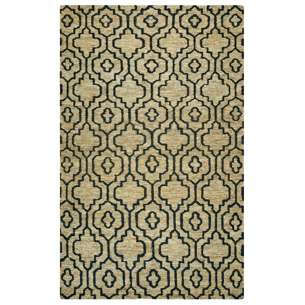 Federica Hand-Woven Natural Area Rug by Corrigan S