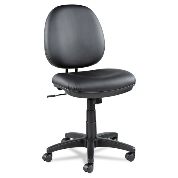 Interval Series Leather Office Chair by Alera®