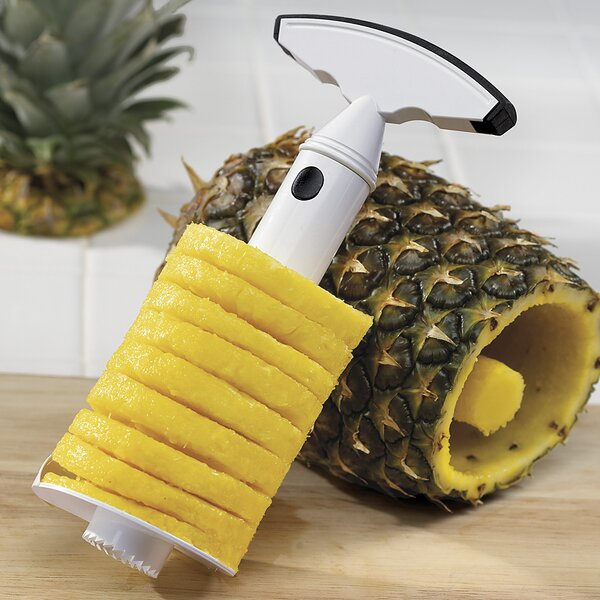Pineapple Slicer by Miles Kimball