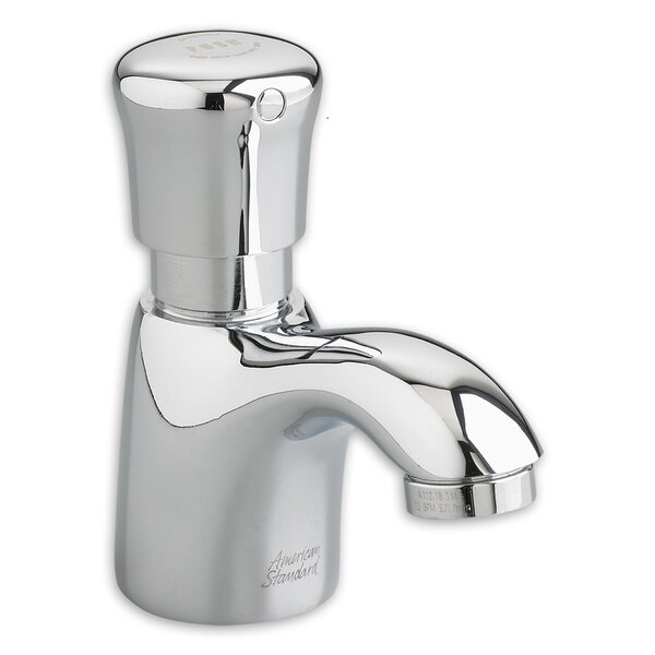 Pillar Tap Metering Faucet with Extended Spout by American Standard