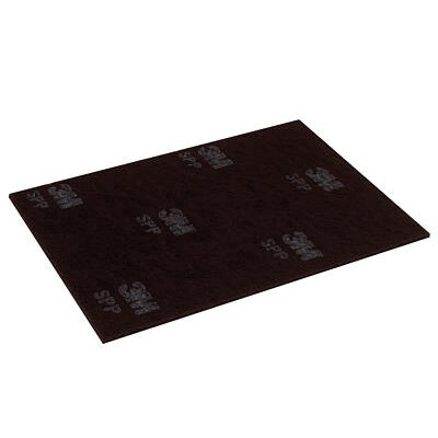 Surface Preparation Pad in Maroon
