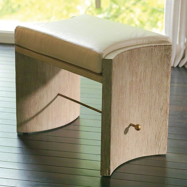 Cinch Wood Bench by Global Views