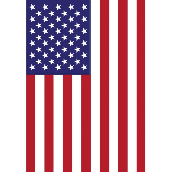 USA Garden flag by Toland Home Garden