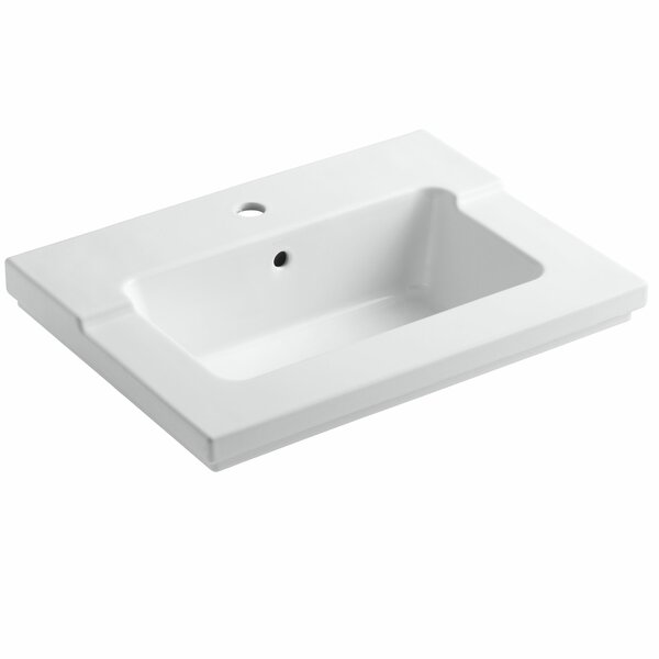 Tresham® 25 Single Bathroom Vanity Top by Kohler