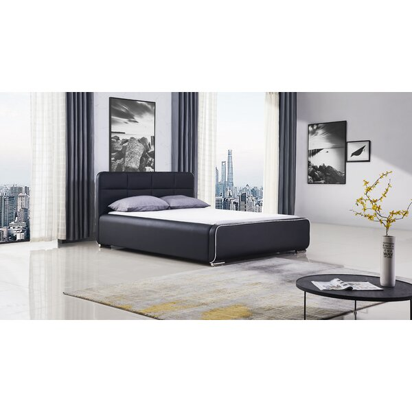 Witwicki Queen Upholstered Platform Bed by Orren Ellis