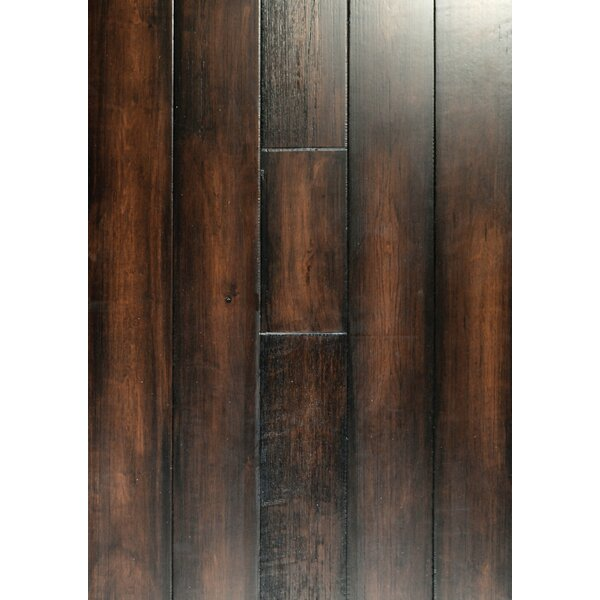 Vineyard 7.5 Engineered Maple Hardwood Flooring in Gamay by Albero Valley