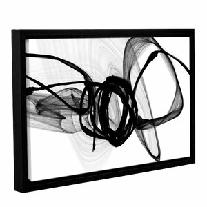 'That Energy' by Irena Orlov Framed Graphic Art on Wrapped Canvas by ArtWall