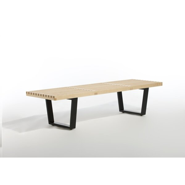 Osborn Picnic Bench by Brayden Studio