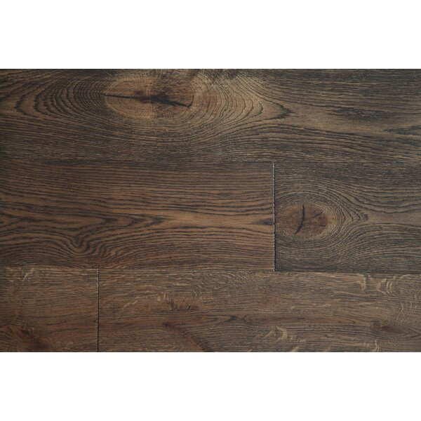 Vita Bella Plus 7 Engineered Oak Hardwood Flooring in Brown/Red by Alston Inc.