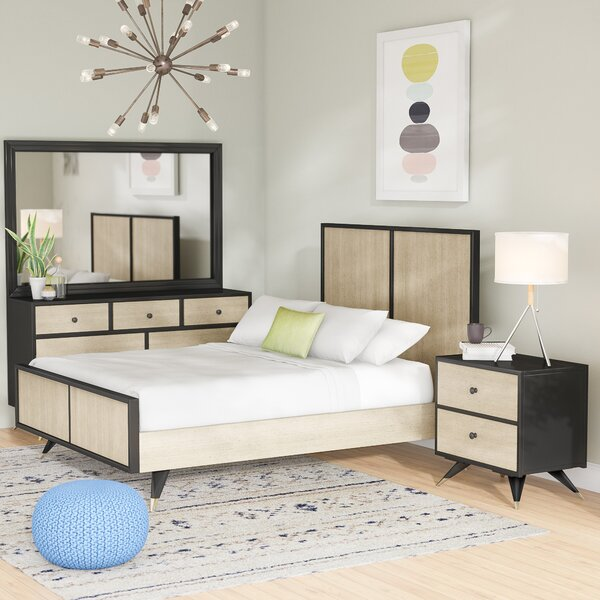 Bobby Platform 5 Piece Bedroom Set by Corrigan Studio