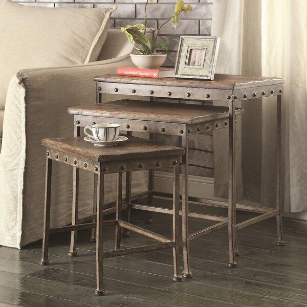 Sargent 3 Piece Nesting Tables By Trent Austin Design