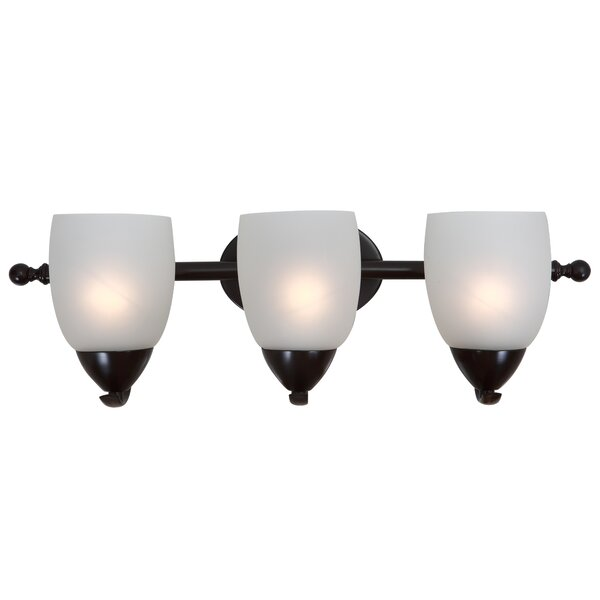 Monrovia 3-Light Vanity Light by Charlton Home