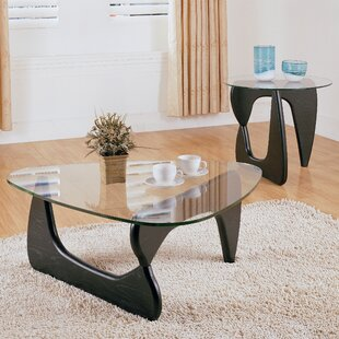 Order Chorus 2 Piece Coffee Table Set ByWoodhaven Hill