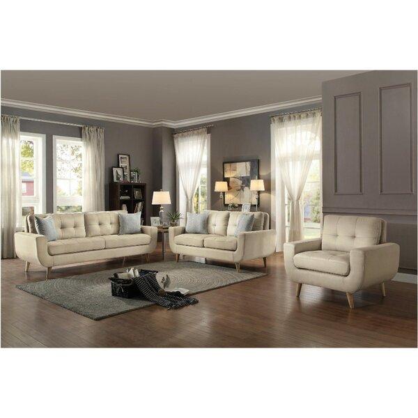 Bunker Lake Configurable Living Room Set by Latitude Run