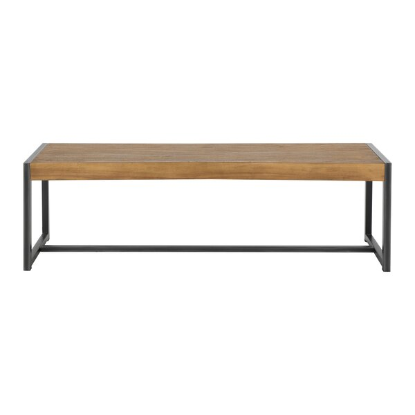 Rutledge Meta Bench by Union Rustic