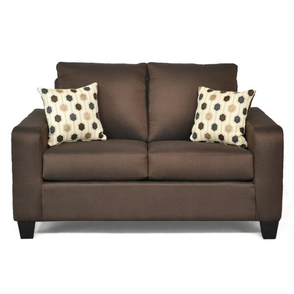 Dorothea  Loveseat by Ivy Bronx