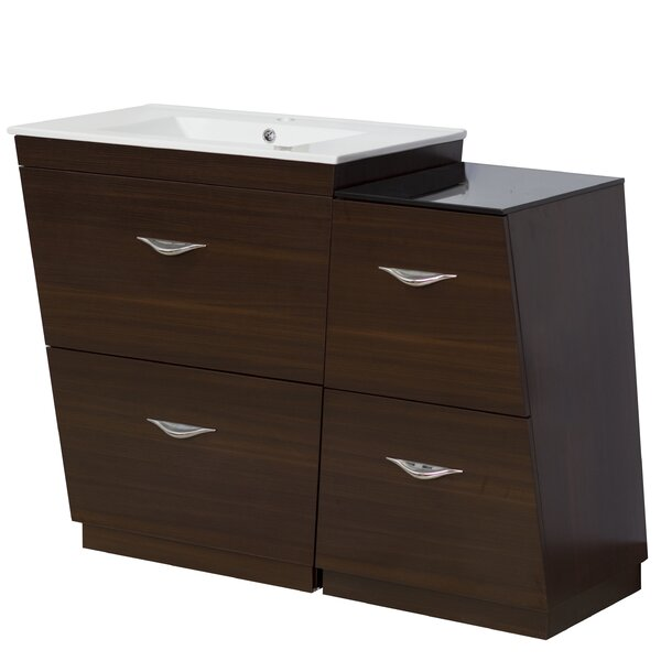 48 Single Bathroom Vanity Set by American Imaginations