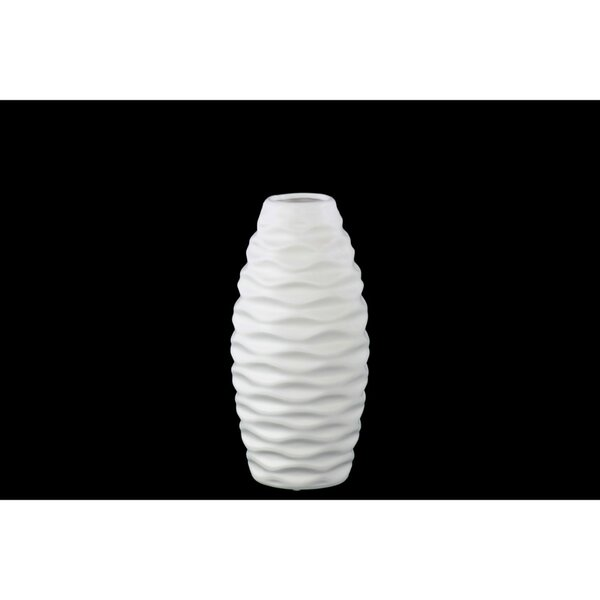 Valero Ceramic Table Vase by Latitude Run