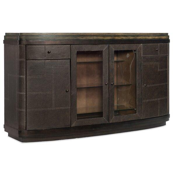 Crafted Bar Cabinet by Hooker Furniture Hooker Furniture