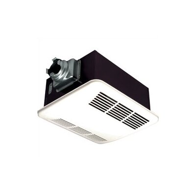 Whisperwarm 110 Cfm Bathroom Fan Heat Combination