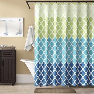 Nakasi Flat Single Shower Curtain