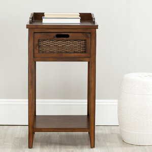 Wallace End Table by Safavieh