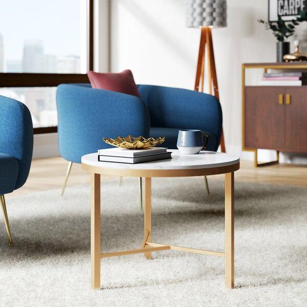 Hower 3 Legs Coffee Table By Mercer41