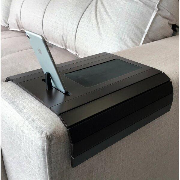 Fielding Sofa Arm Tray by Symple Stuff
