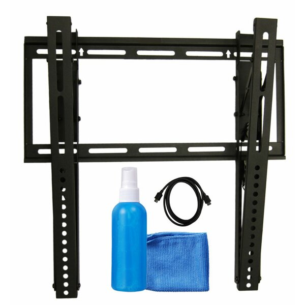 Tilt Wall Mount Set for 23 - 42 Flat Panel Screens by Arrowmounts